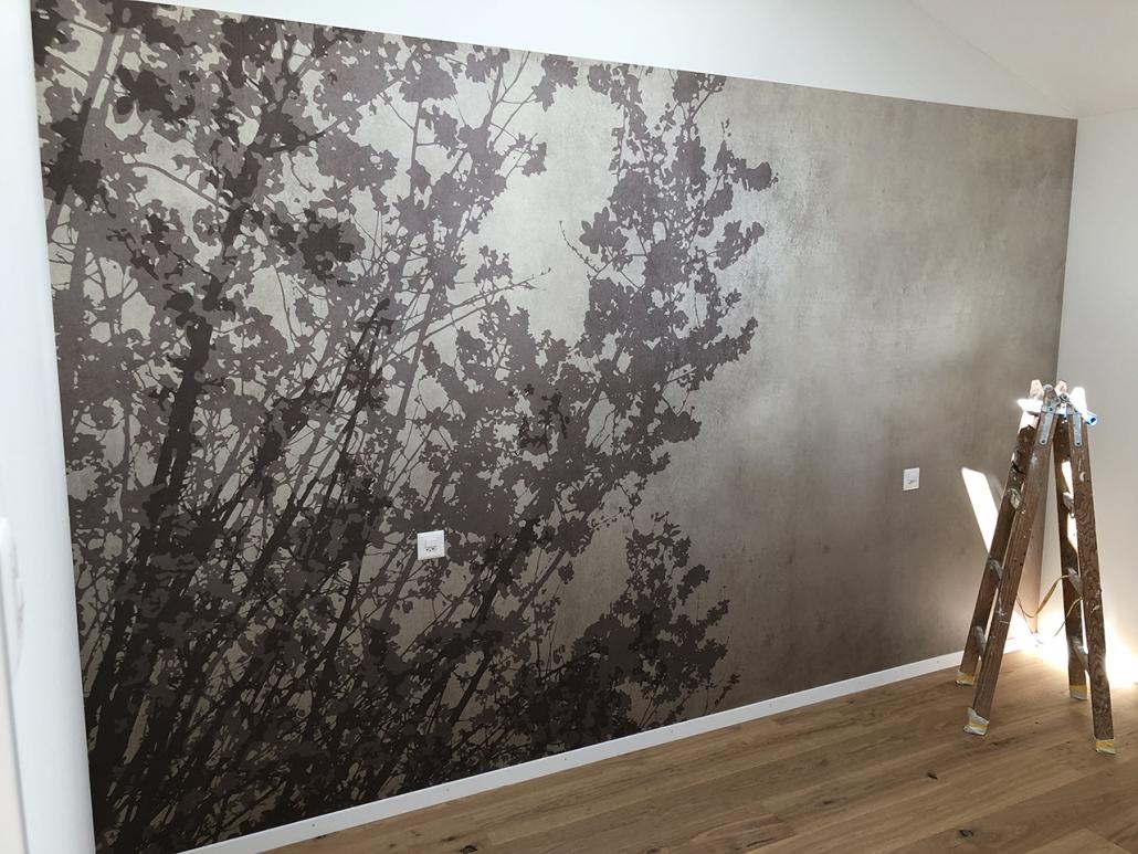 Tapezieren, Streichen & Malerarbeiten in Winterthur - Honegger & Sutter