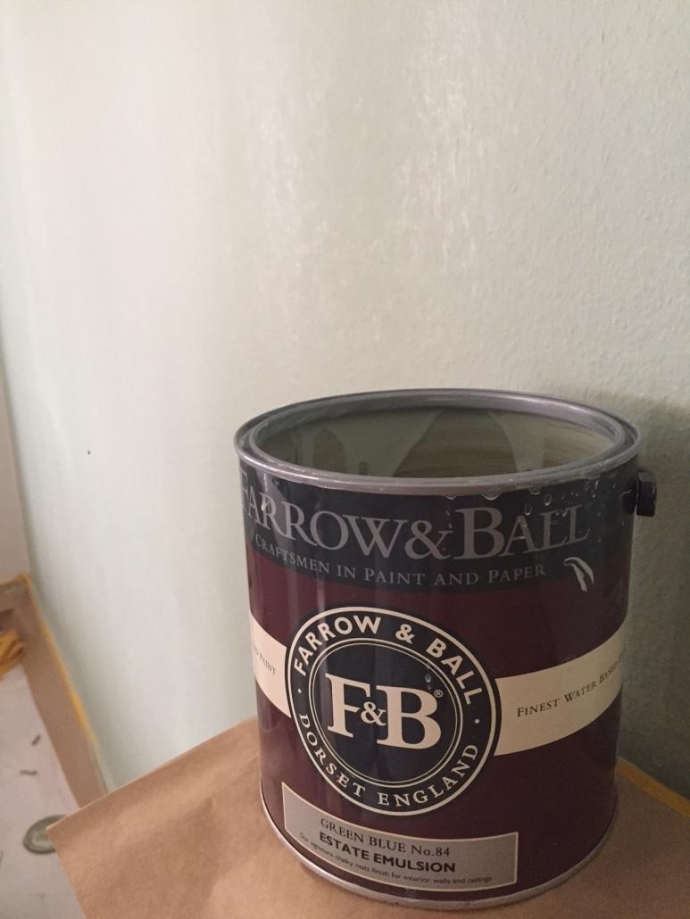 Farrow & Ball Farben für Wände & Fassaden in Zürich - Honegger & Sutter